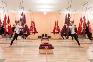 занятия фитнесом в Минске м-н Лошица