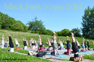 Minsk Park Yoga