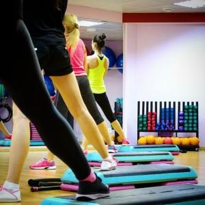 занятия фитнесом в Минске